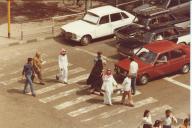 Talaat Harb Square 1982