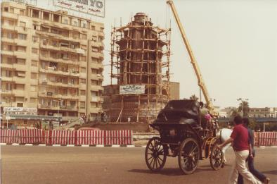 Cairo Carriage