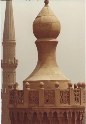 Al Azhar University Minaret