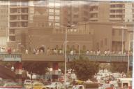 Tahrir Square Pedestrians 1982