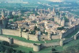Carcasonne France