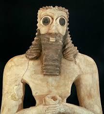 Tel asmar statuette